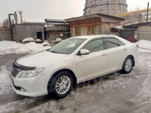 Toyota Camry, 2012 год, 1 400 000 руб.