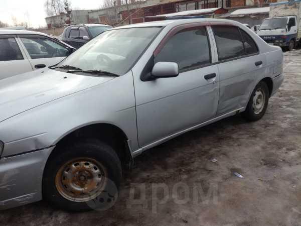 Nissan Lucino, 1995 год, 27 000 руб.