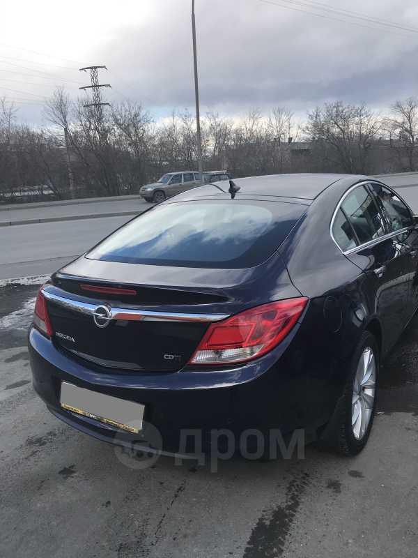 Opel Insignia, 2012 год, 739 000 руб.