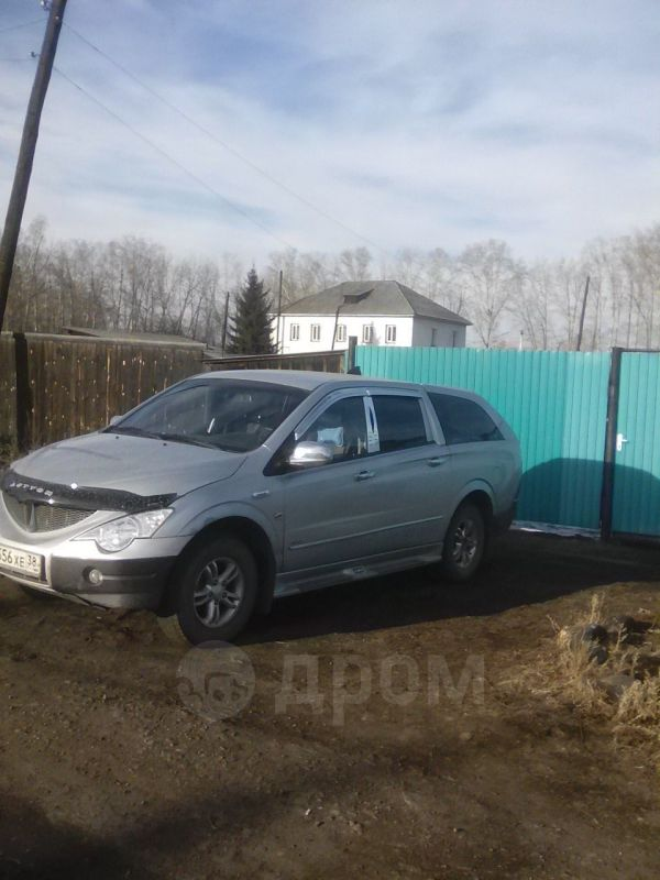 SsangYong Actyon Sports, 2009 год, 480 000 руб.
