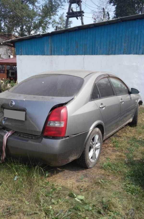 Nissan Primera, 2001 год, 90 000 руб.