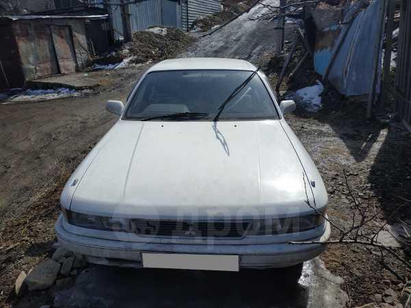 Mitsubishi Eterna, 1989 год, 40 000 руб.