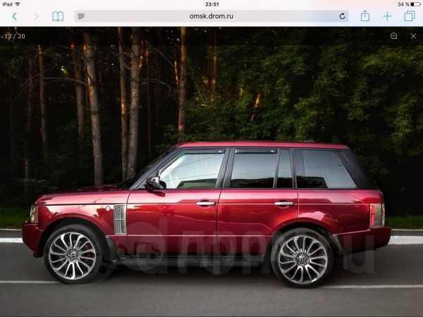 Land Rover Range Rover, 2008 год, 1 250 000 руб.