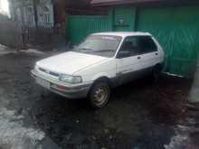 Зима Justy 1989