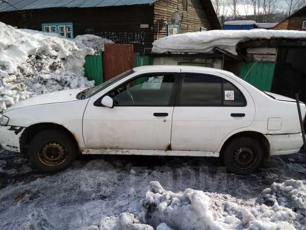 Nissan Pulsar, 1997 год, 30 000 руб.