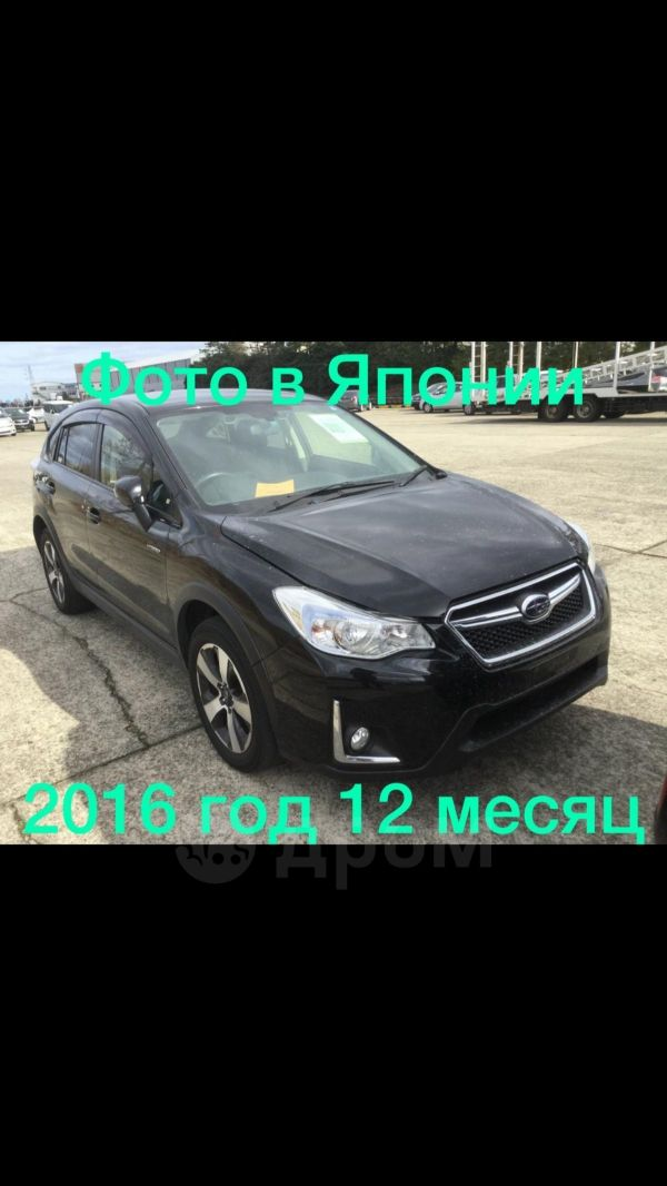 Subaru XV, 2016 год, 1 285 000 руб.