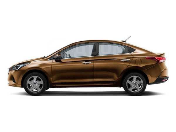 Hyundai Solaris, 2020 год, 922 000 руб.