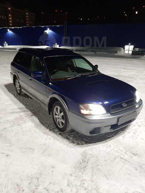 Subaru Legacy Lancaster, 2002 год, 385 000 руб.