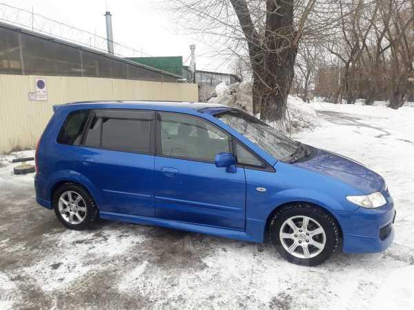 Mazda Premacy, 2002 год, 269 000 руб.