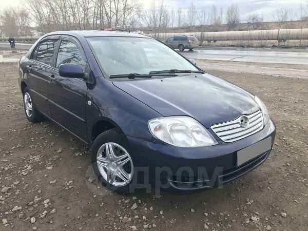 Toyota Corolla, 2005 год, 285 000 руб.