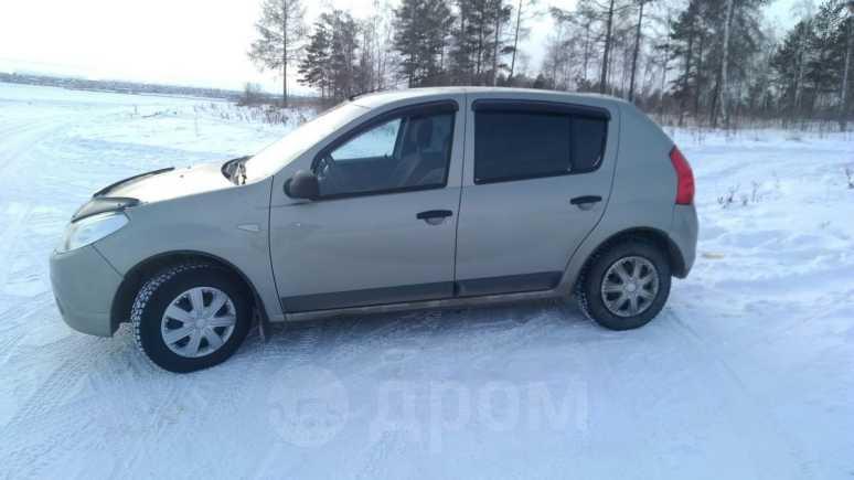 Renault Sandero, 2012 год, 290 000 руб.