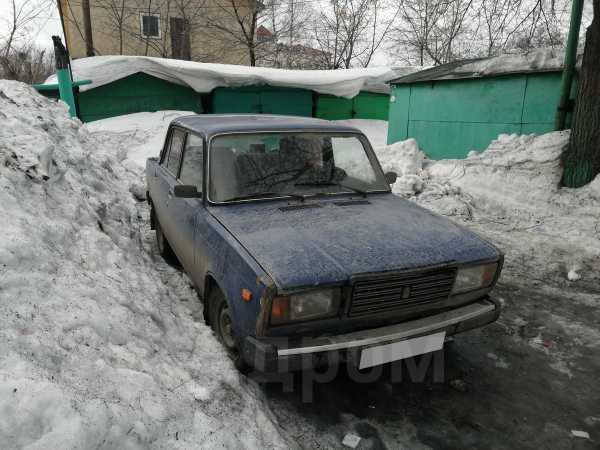 Лада 2107, 2006 год, 33 000 руб.