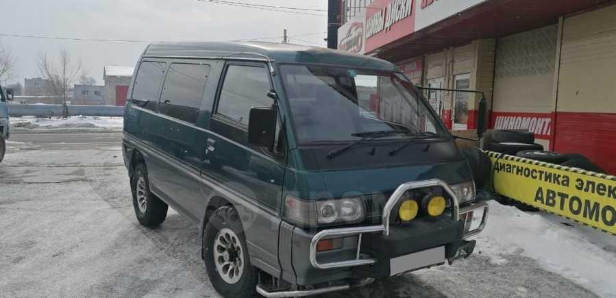Mitsubishi Delica, 1996 год, 328 000 руб.