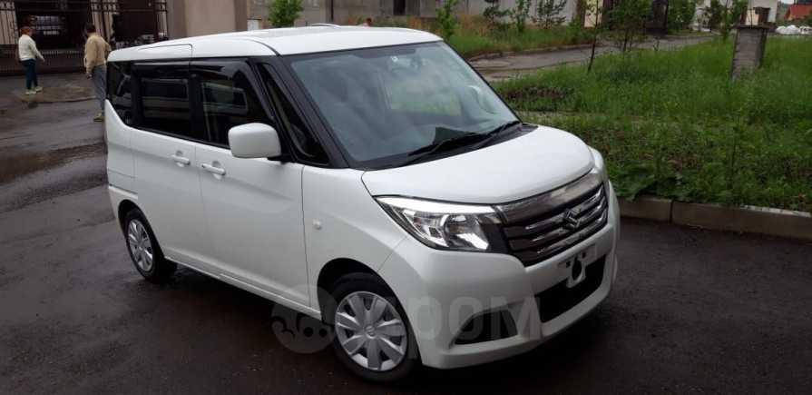 Suzuki Solio, 2017 год, 625 000 руб.