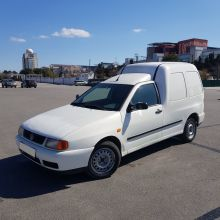 Севастополь Caddy 2001