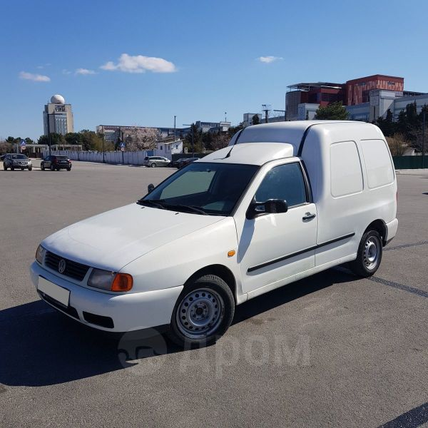 Volkswagen Caddy, 2001 год, 155 000 руб.
