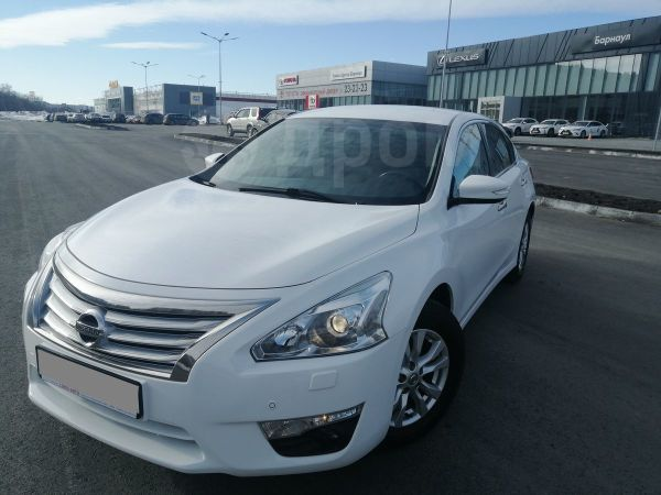 Nissan Teana, 2014 год, 979 900 руб.