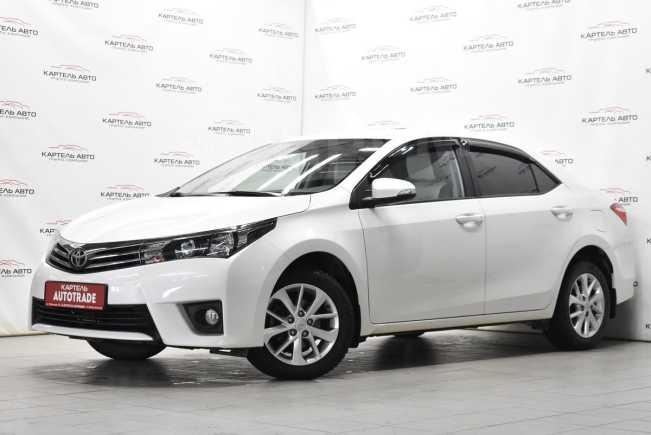 Toyota Corolla, 2015 год, 919 000 руб.