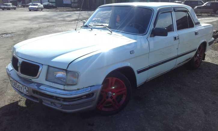 ГАЗ 3110 Волга, 1999 год, 75 500 руб.