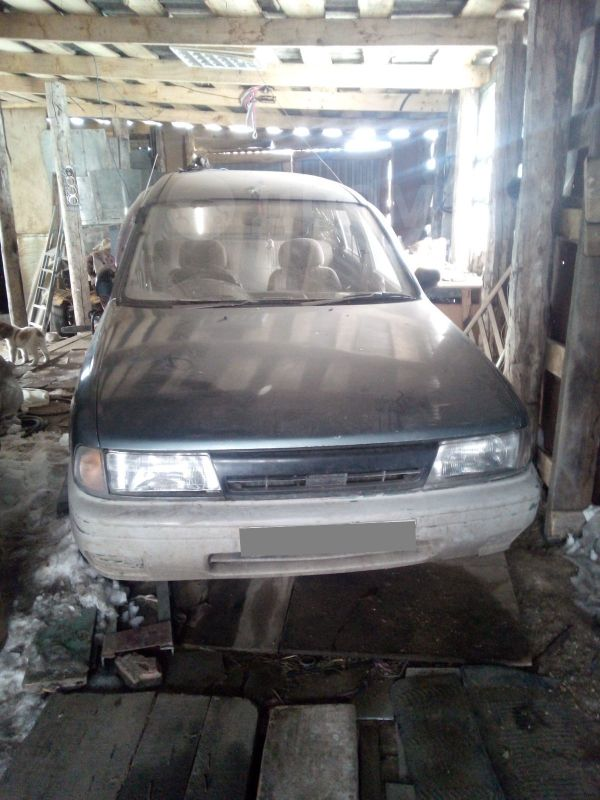 Nissan AD, 1991 год, 80 000 руб.