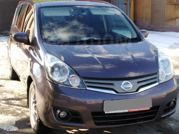 Nissan Note, 2009 год, 405 000 руб.