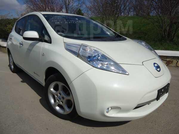 Nissan Leaf, 2012 год, 515 000 руб.