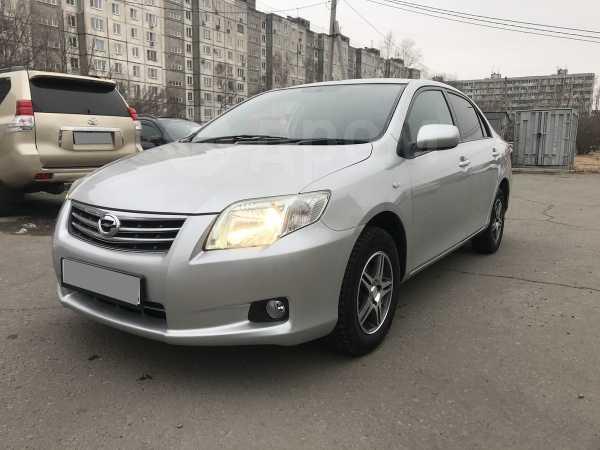 Toyota Corolla Axio, 2009 год, 433 000 руб.