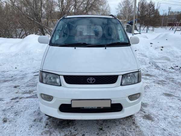 Toyota Hiace Regius, 1997 год, 260 000 руб.