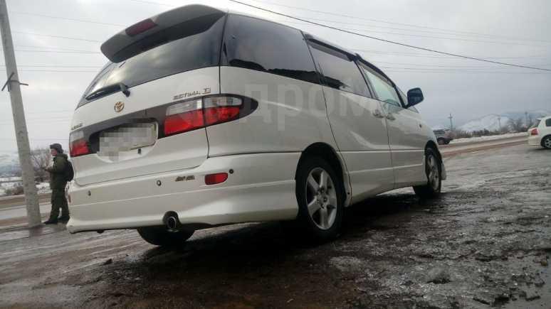 Toyota Estima, 2001 год, 550 000 руб.