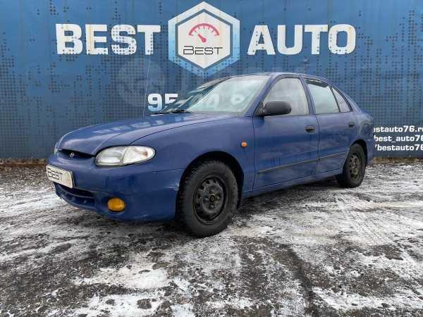 Hyundai Accent, 1998 год, 59 000 руб.