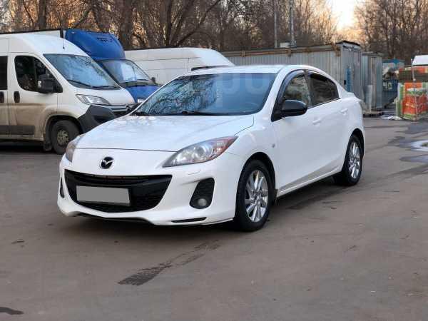 Mazda Mazda3, 2013 год, 505 000 руб.