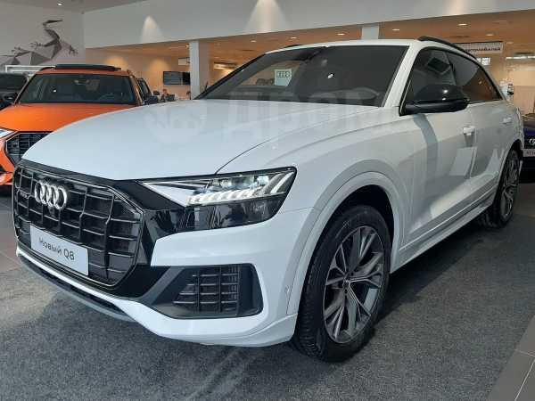 Audi Q8, 2019 год, 6 688 133 руб.