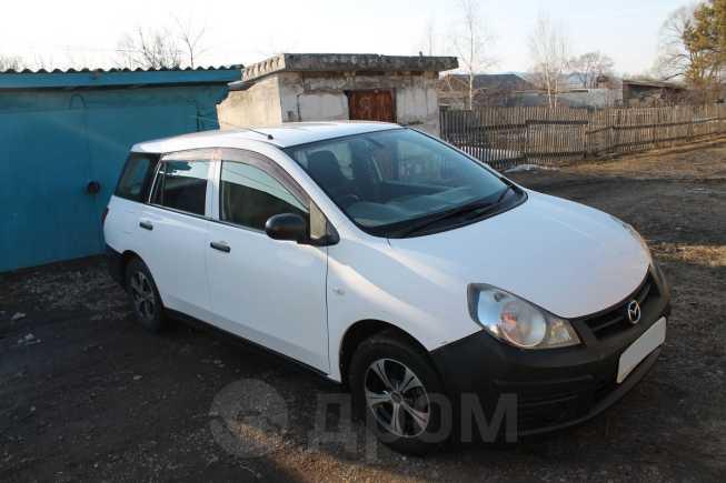 Mazda Familia, 2007 год, 295 000 руб.