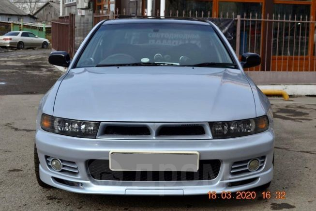 Mitsubishi Galant, 1998 год, 350 000 руб.