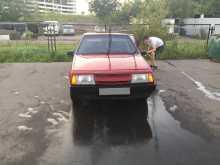 Москва 2109 1989