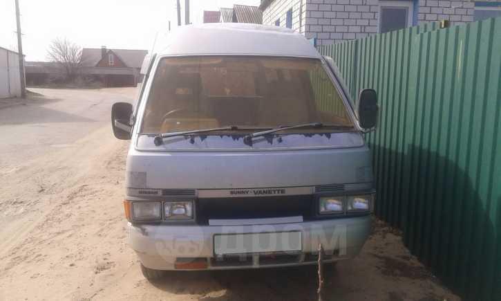 Nissan Vanette, 1984 год, 50 000 руб.