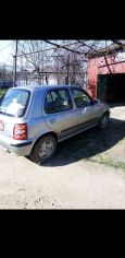 Nissan March, 2001 год, 142 000 руб.