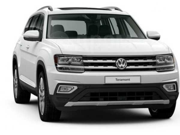 Volkswagen Teramont, 2019 год, 3 953 515 руб.