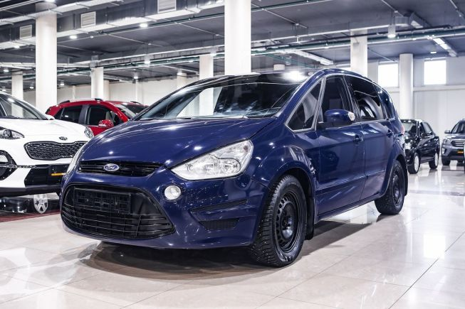 Ford S-MAX, 2010 год, 600 001 руб.