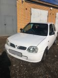 Nissan March, 1997 год, 120 000 руб.
