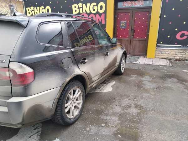 BMW X3, 2005 год, 460 000 руб.