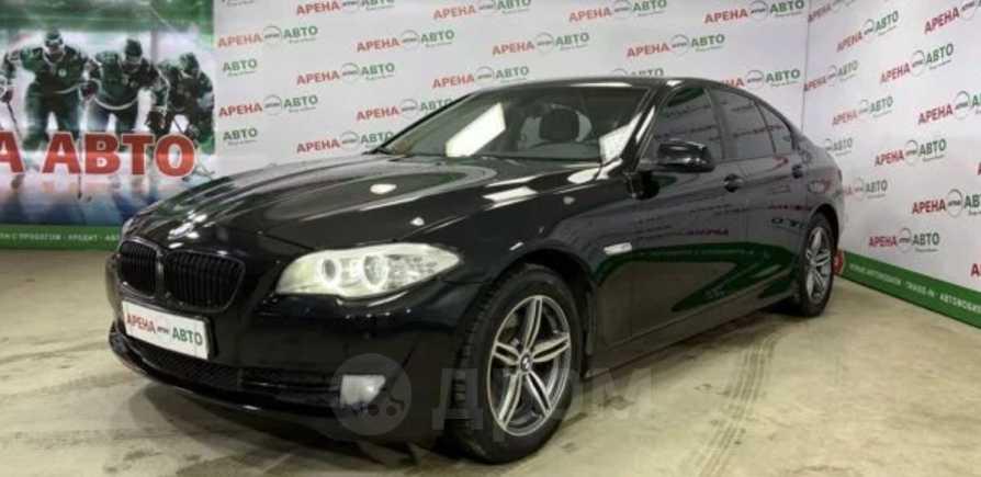BMW 5-Series, 2013 год, 970 000 руб.