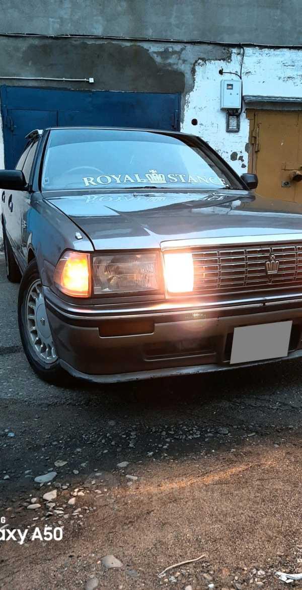 Toyota Crown, 1990 год, 170 000 руб.
