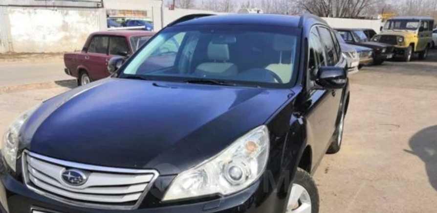 Subaru Outback, 2011 год, 850 000 руб.