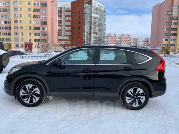 Honda CR-V, 2015 год, 1 500 000 руб.