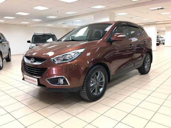 Hyundai ix35, 2013 год, 695 000 руб.