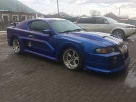 Сухой Лог Mustang 1994