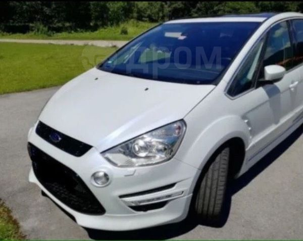 Ford S-MAX, 2012 год, 1 000 000 руб.
