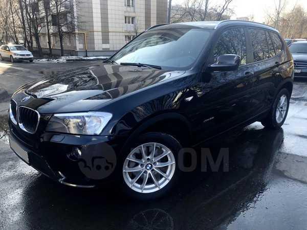BMW X3, 2013 год, 980 000 руб.
