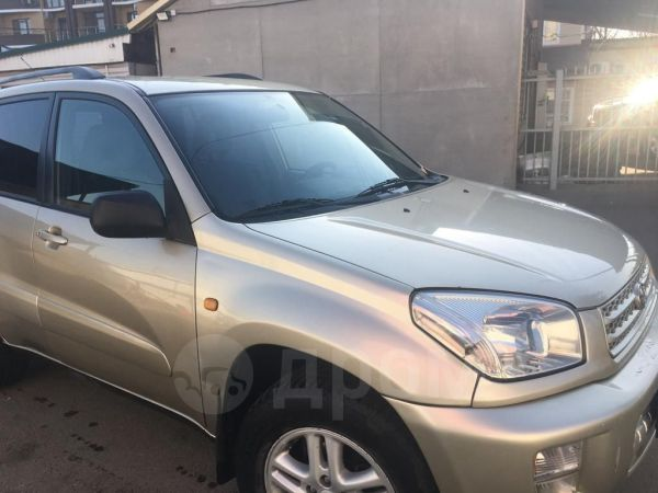 Toyota RAV4, 2003 год, 415 000 руб.